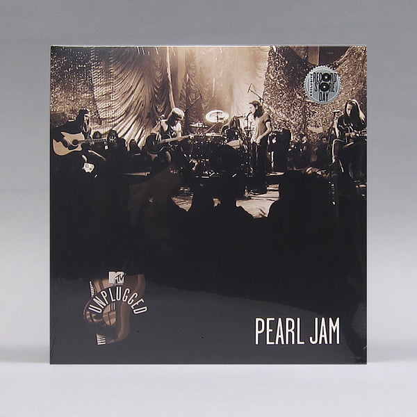 Pearl Jam: MTV Unplugged (180g) Vinyl LP (Record Store Day)