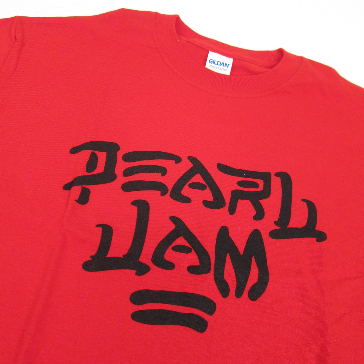 Pearl Jam: Destroy Shirt - Red