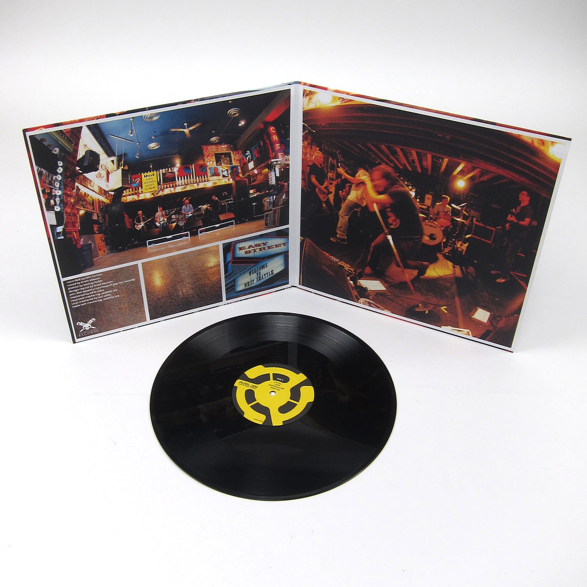 Pearl Jam: Live At Easy Street Vinyl LP