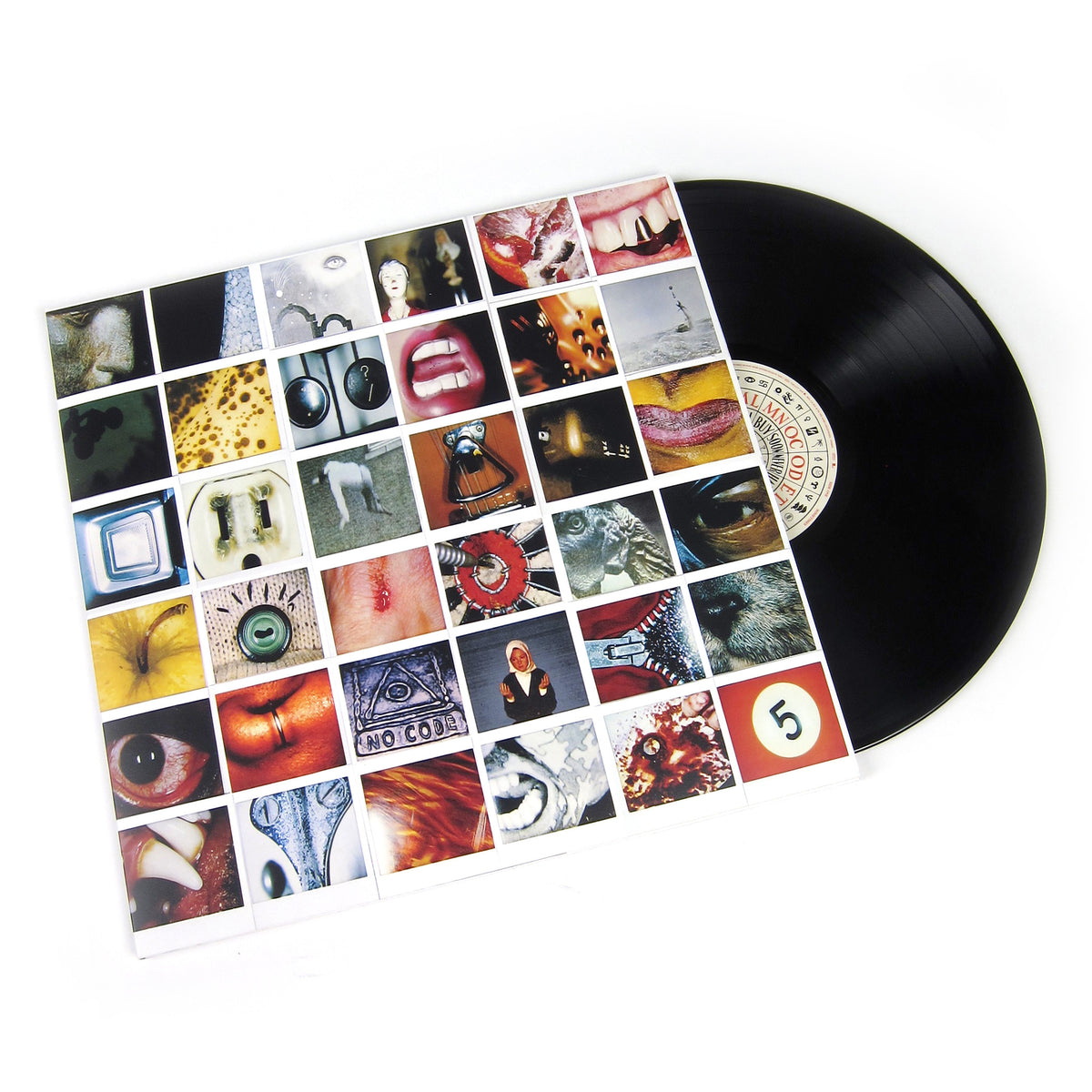 Pearl Jam: No Code 20th Anniversary Edition Vinyl LP