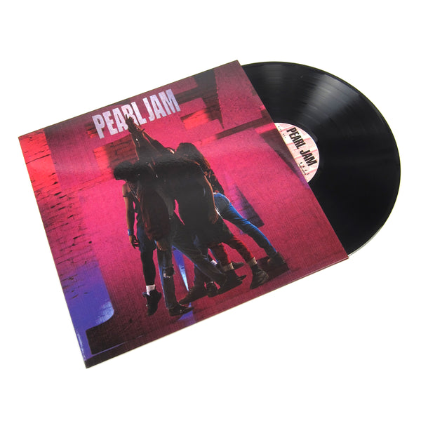 Pearl Jam: Ten Vinyl LP