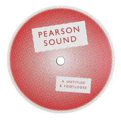 Pearson Sound: Untitled / Footloose Vinyl 12""