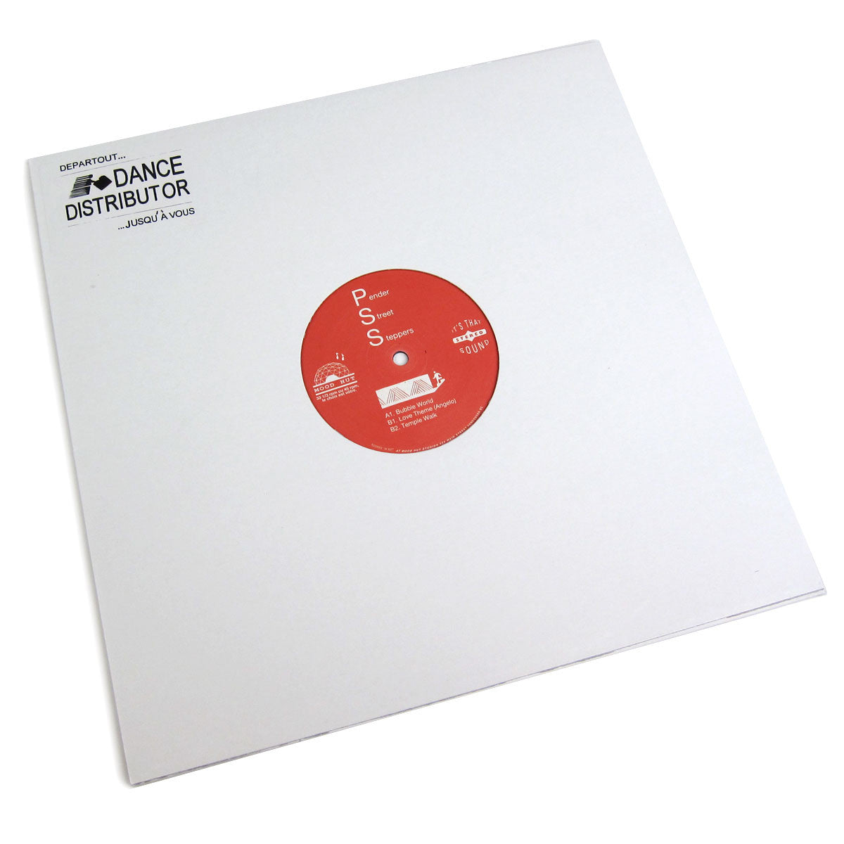 Pender Street Steppers: Bubble World Vinyl 12""