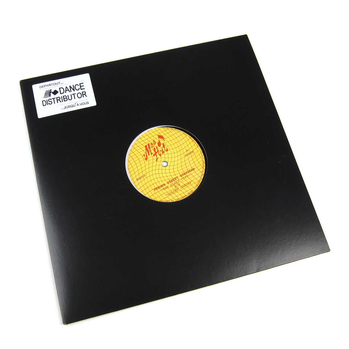 Pender Street Steppers: The Glass City Vinyl 12""