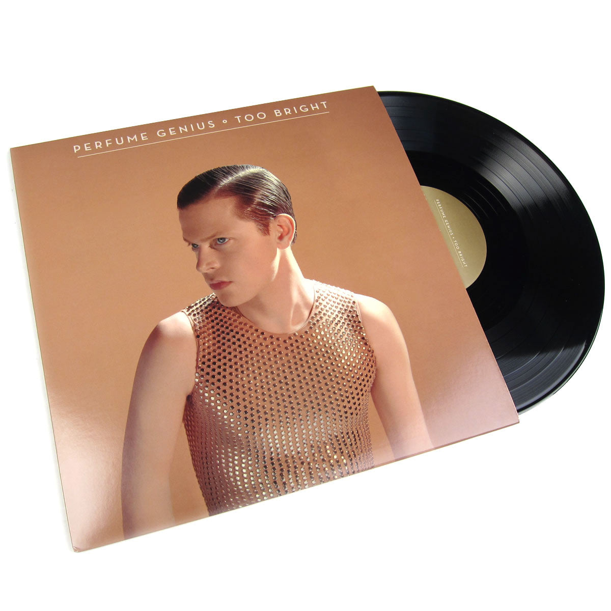 Perfume Genius: Too Bright (Free MP3) Vinyl LP