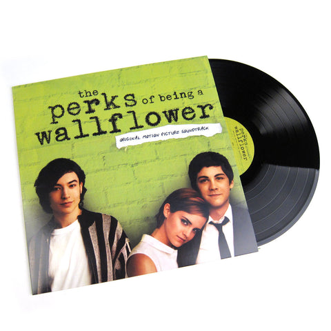 The Perks Of Being A Wallflower: The Perks Of Being A Wallflower OST Vinyl LP