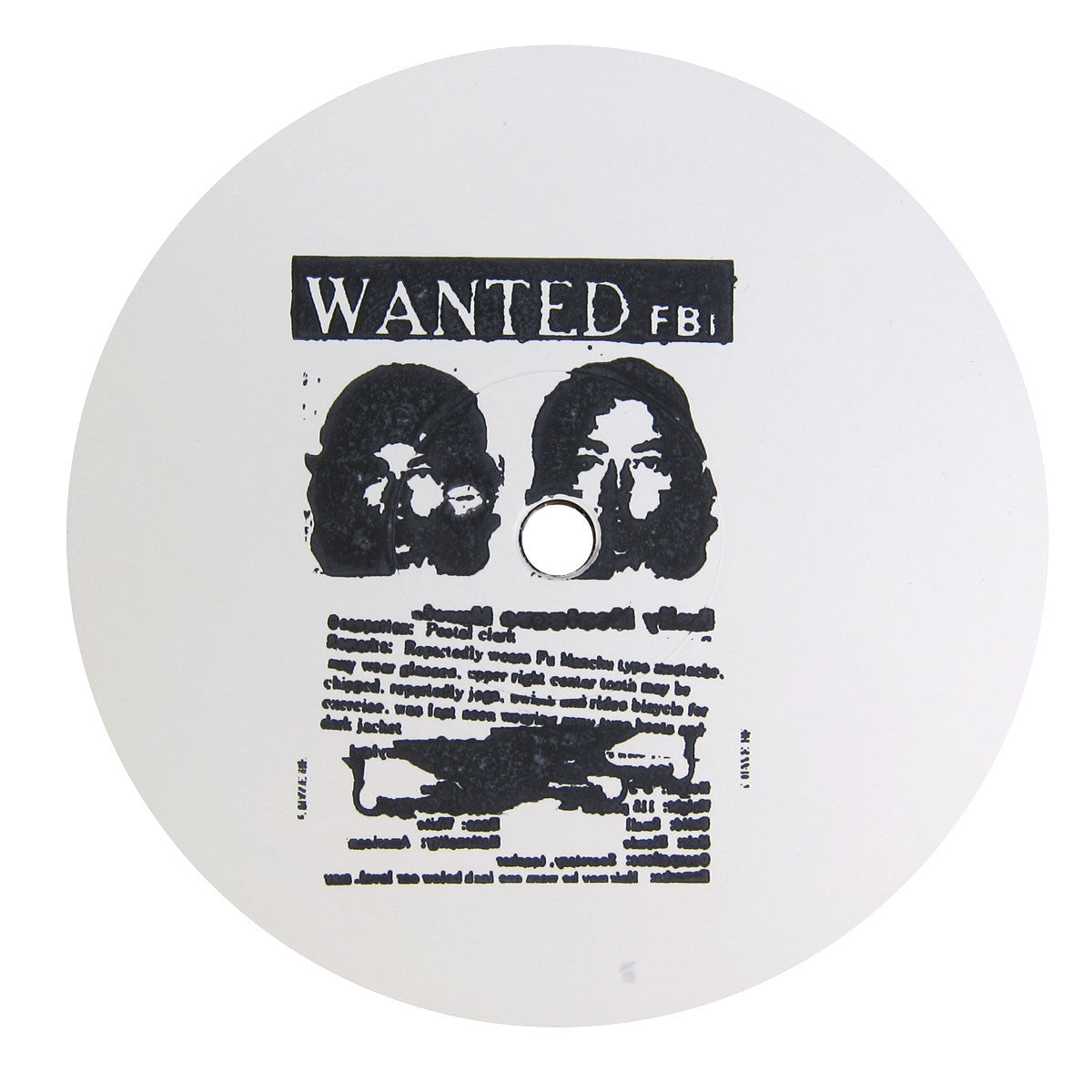 Person Of Interest: Person Of Interest Vinyl 12""