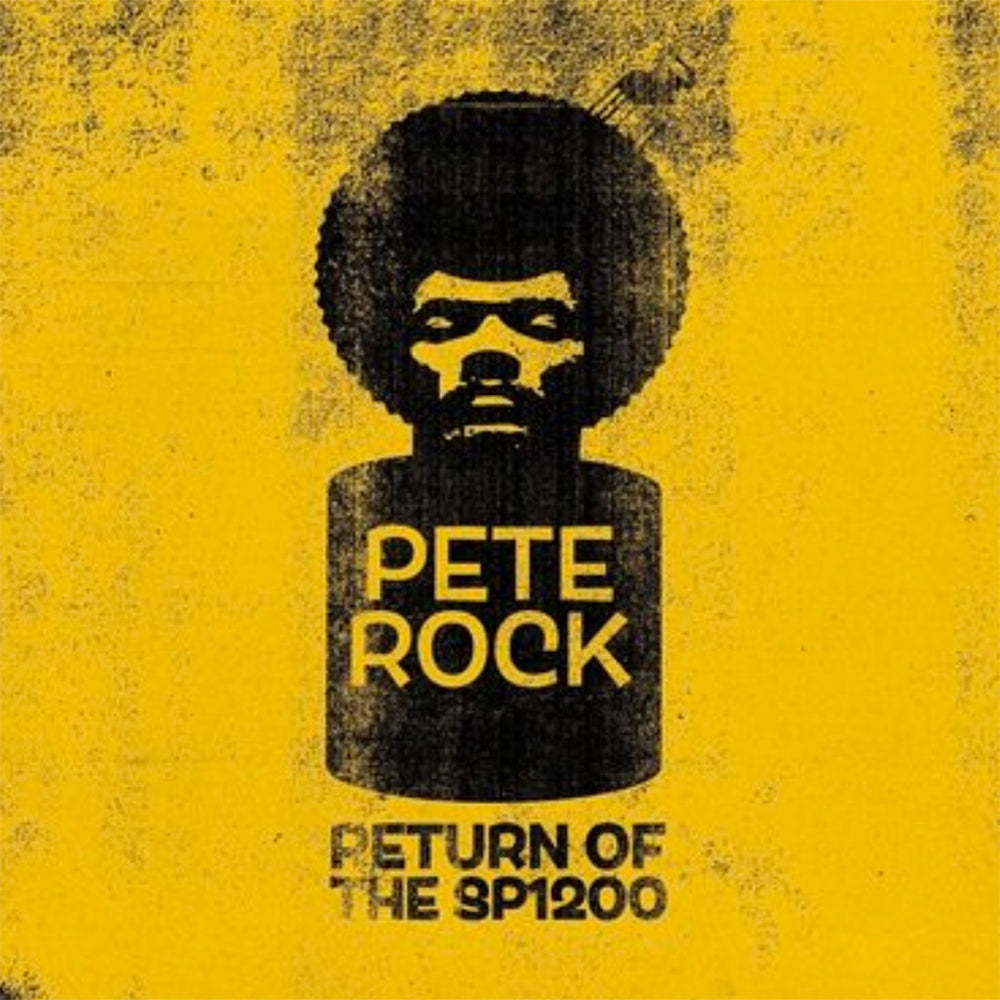 Pete Rock: Return Of The SP1200 Vinyl LP (Record Store Day)