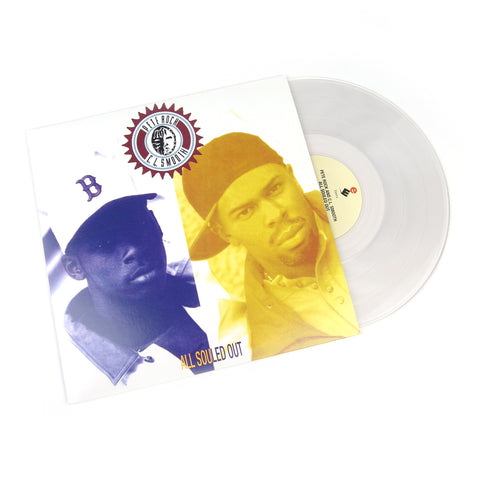 Pete Rock & C.L. Smooth: All Souled Out (Colored Vinyl) Vinyl 12""