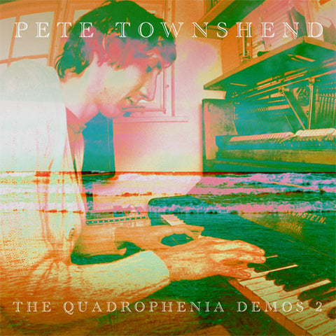 Pete Townshend: Quadrophenia Demos Part 2 (Record Store Day) 10""