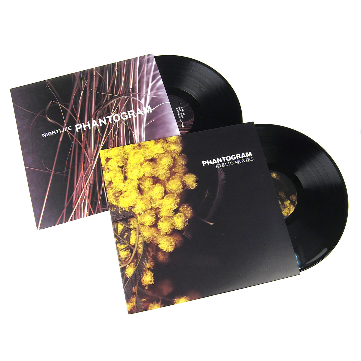 Phantogram: Vinyl LP Album Pack (Eyelid Movies, Nightlife)