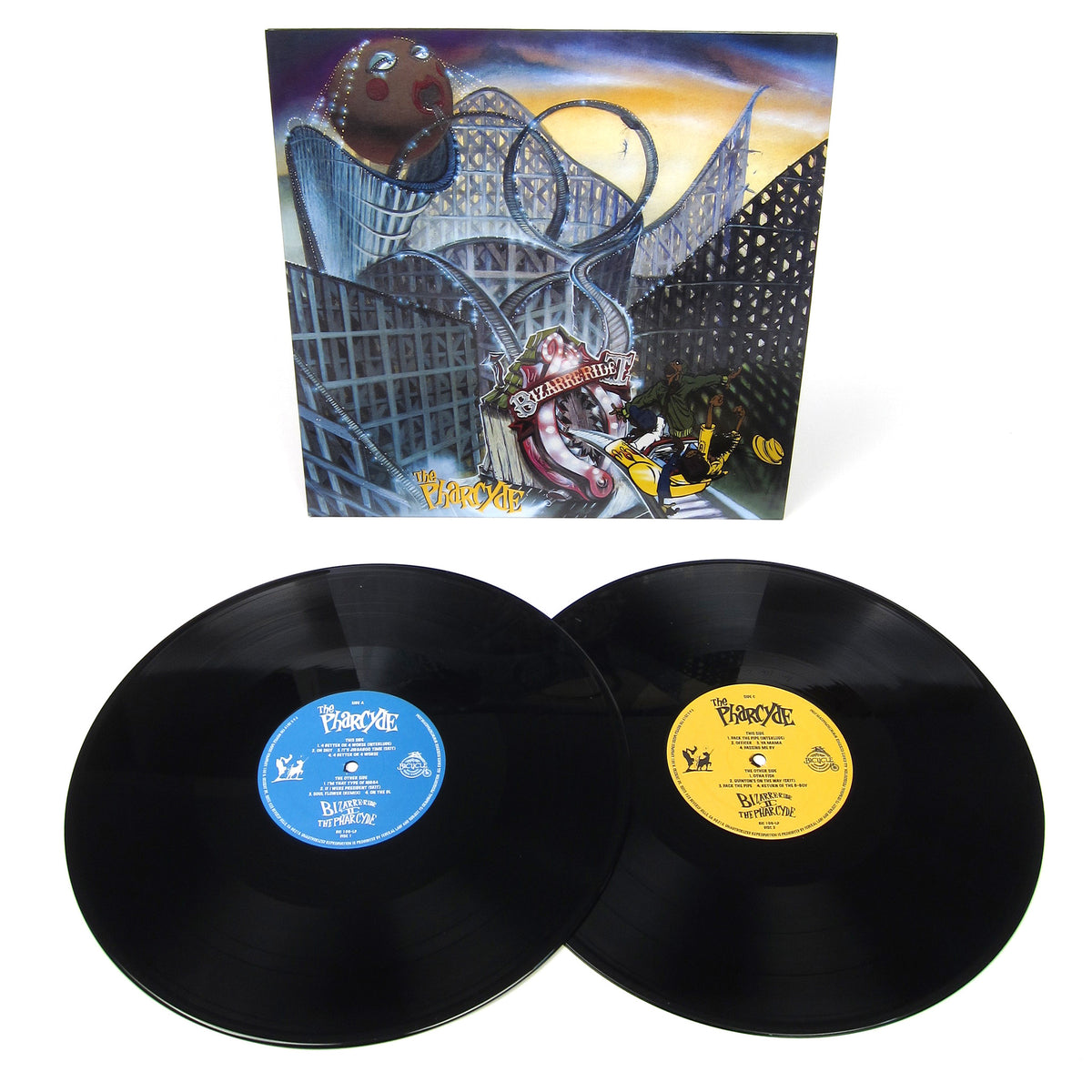 The Pharcyde: Bizarre Ride II The Pharcyde Vinyl 2LP