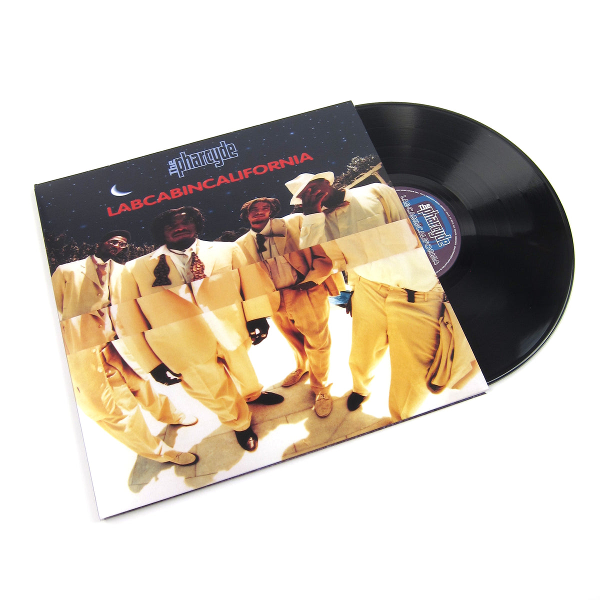 The Pharcyde: Labcabincalifornia Vinyl 2LP