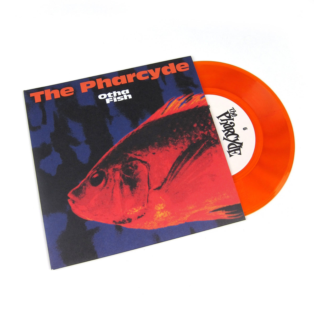 The Pharcyde: Otha Fish (Colored Vinyl) Vinyl 7""