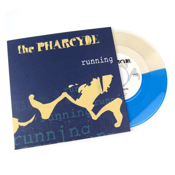 "The Pharcyde: Runnin' (Colored Vinyl) Vinyl 7"" (Record Store Day)"