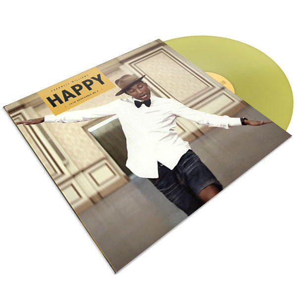 Pharrell Williams: Happy (Colored Vinyl) Vinyl 12""