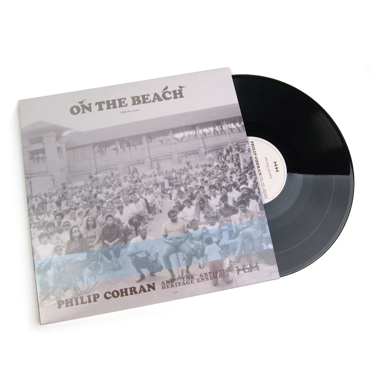 Philip Cohran: On The Beach Vinyl 2LP