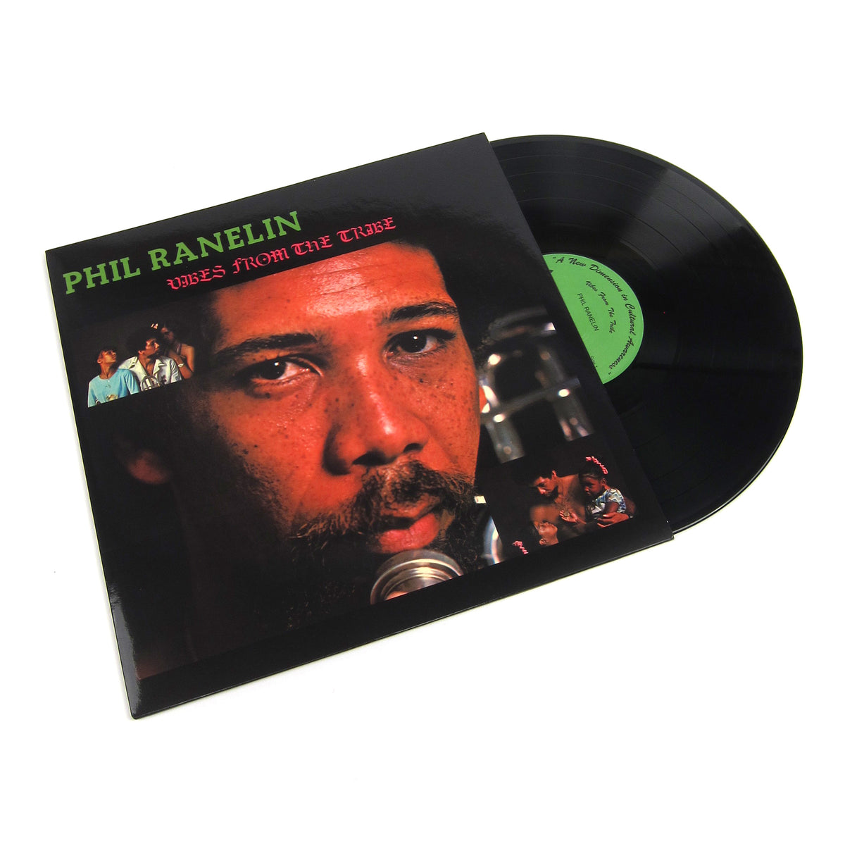 Phillip Ranelin: Vibes From The Tribe (180g) Vinyl LP