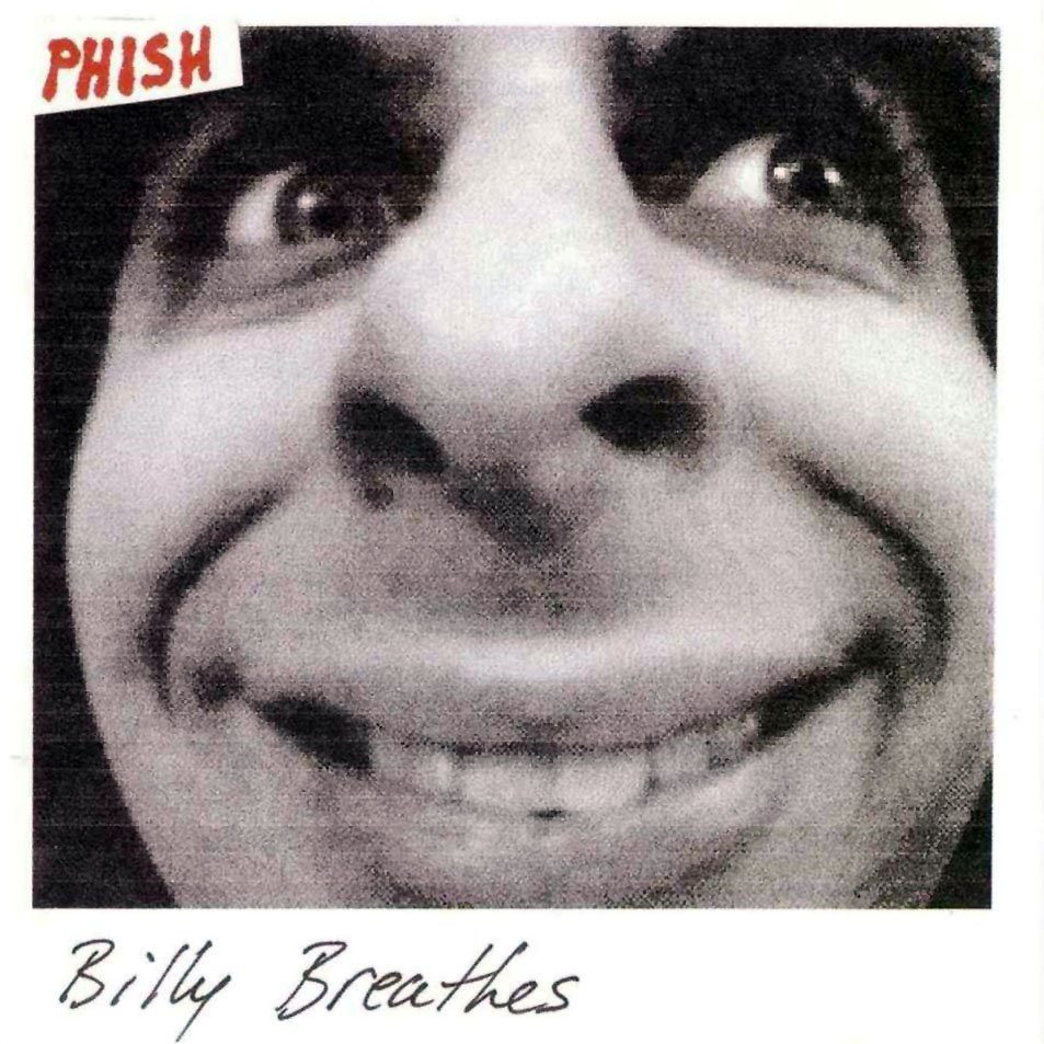 Phish: Billy Breathes Vinyl LP (Record Store Day)