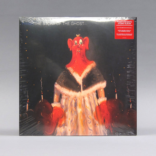 Phish: The Story Of The Ghost Vinyl 2LP (Record Store Day)