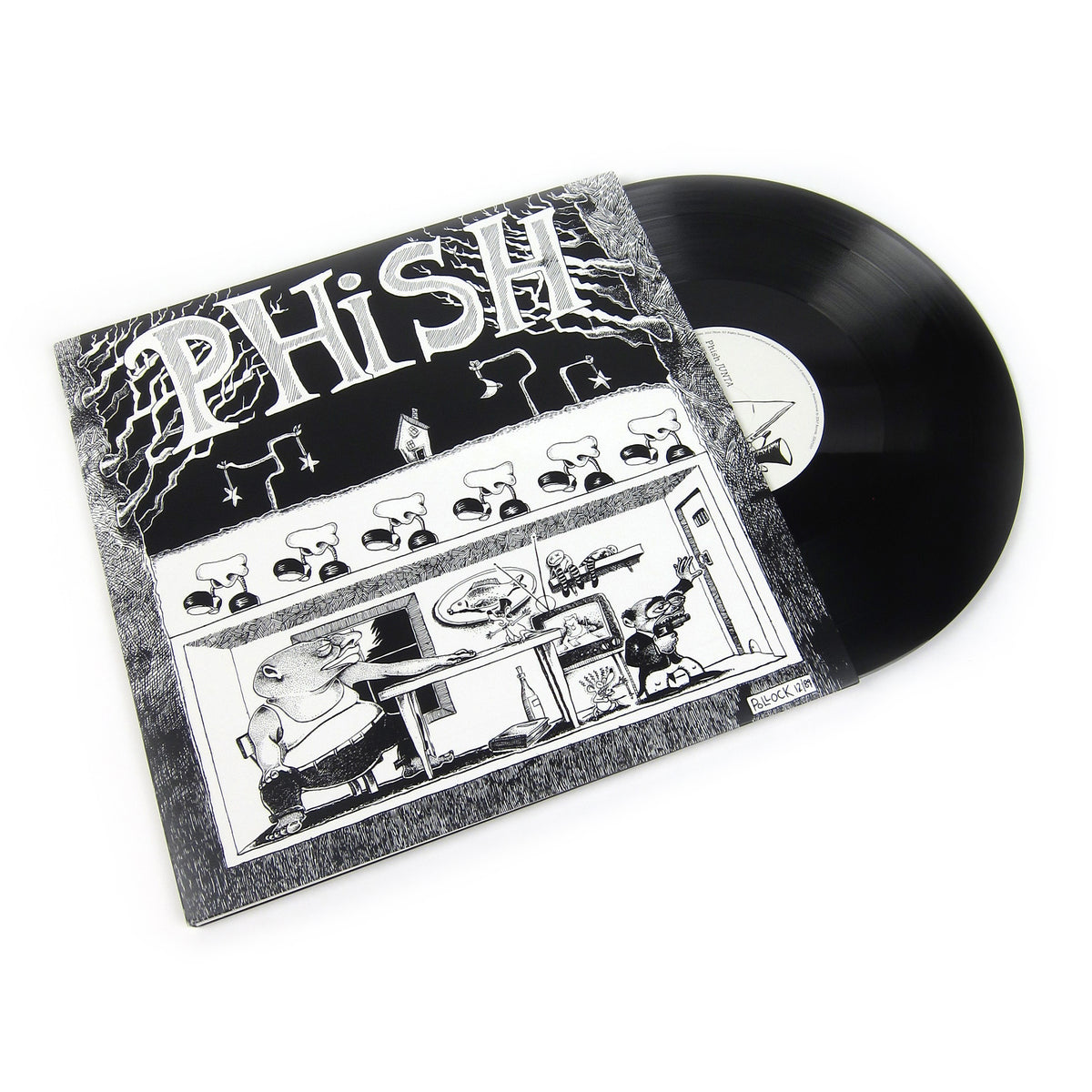 Phish: Junta (180g) Vinyl 3LP