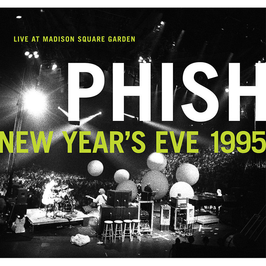 Phish: New Year's Eve 1995, Live At Madison Square Garden (180g) Vinyl 6LP Boxset  (Record Store Day)