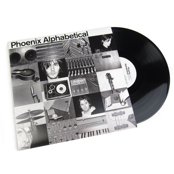 Phoenix: Alphabetical Vinyl LP