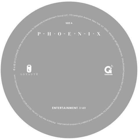 Phoenix: Entertainment (Colored Vinyl) 7""