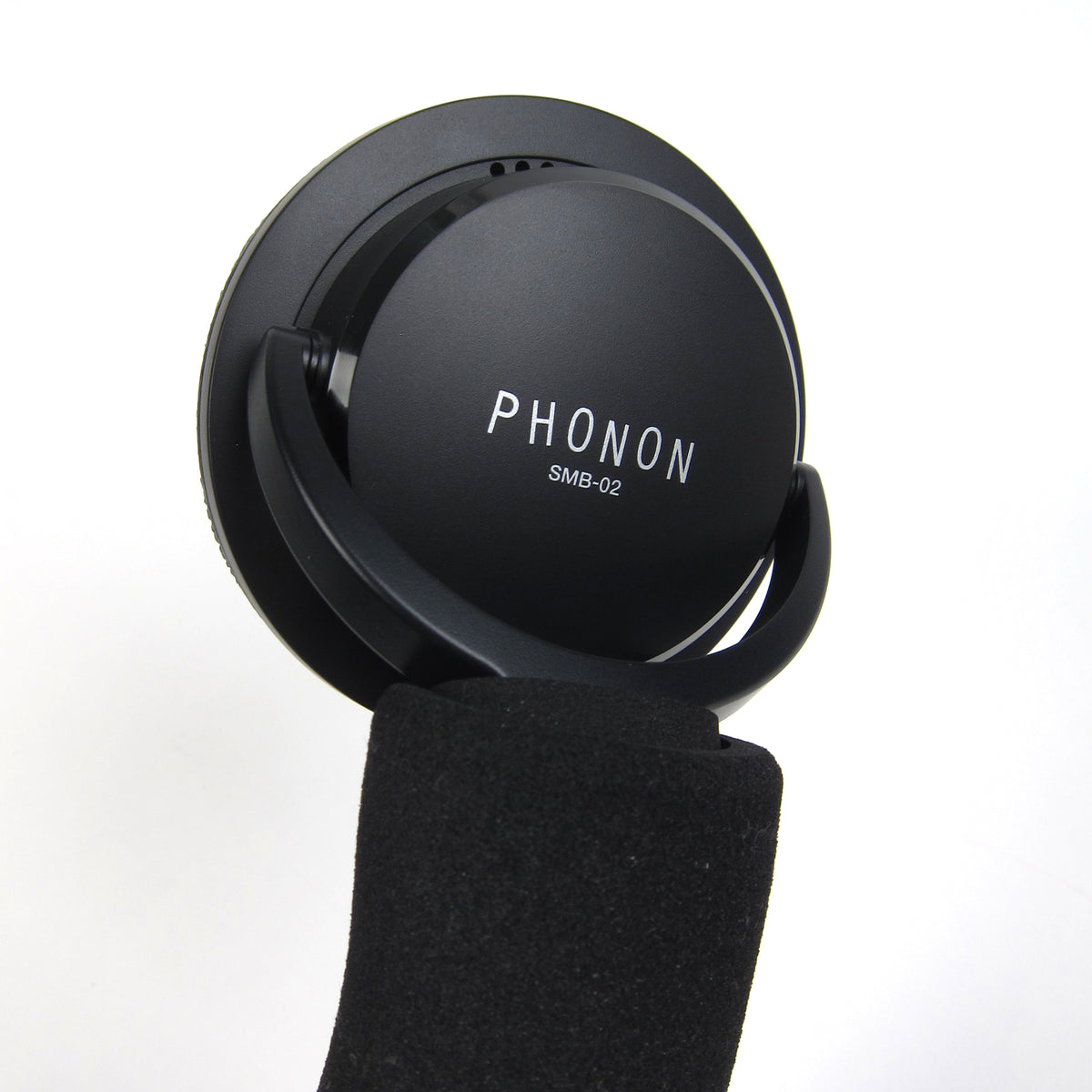 PHONON: 02 Stick Mono DJ Headphone - Black