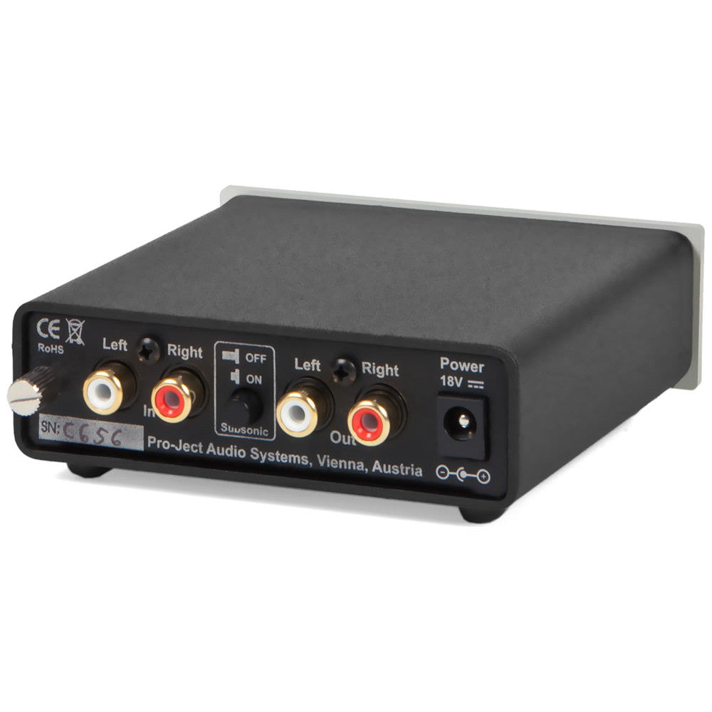 Pro-Ject: Phono Box S Preamp - Black