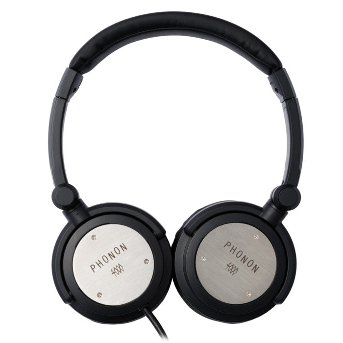 PHONON: 4000 Headphones - Silver