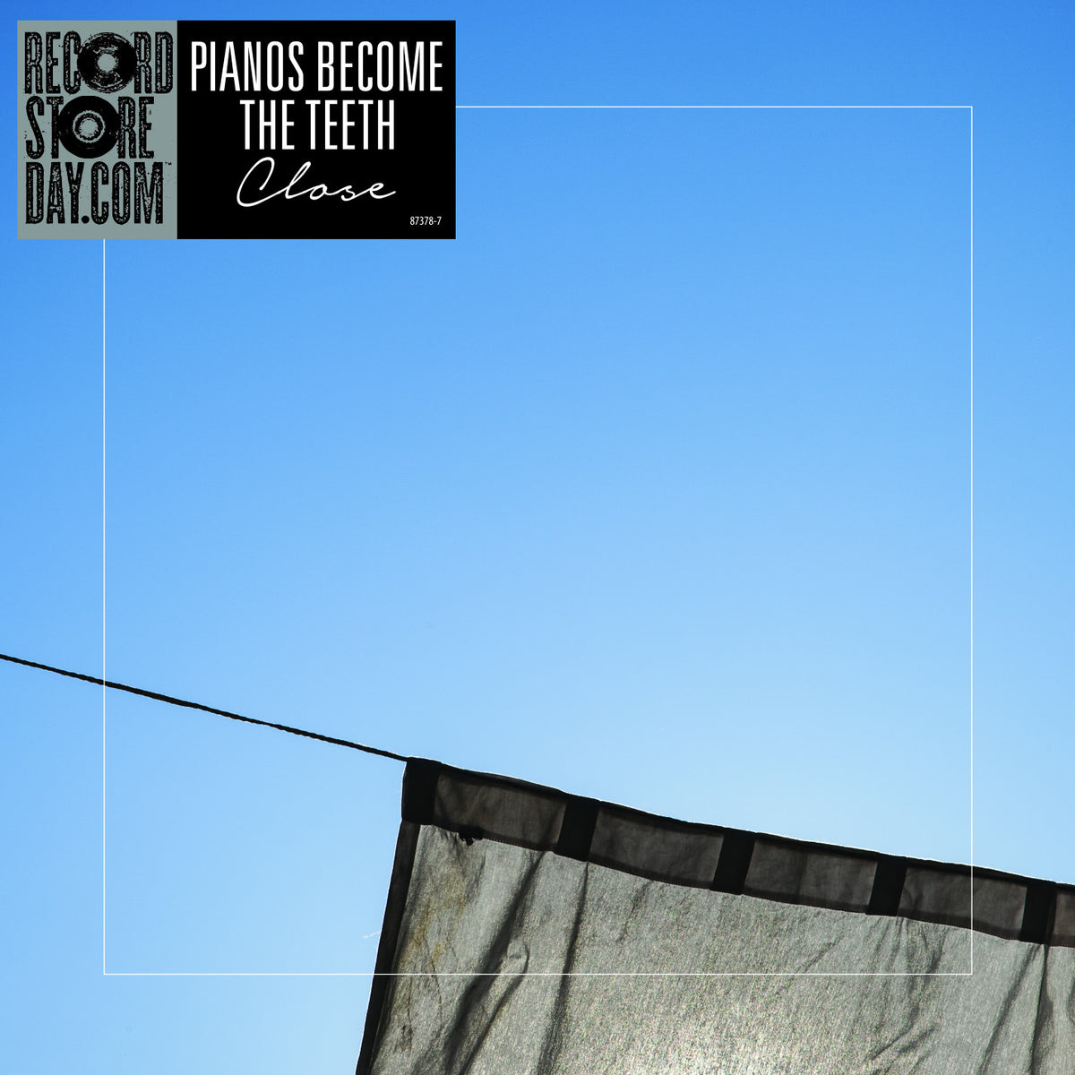 "Pianos Become The Teeth: Close (Colored Vinyl) Vinyl 7"" (Record Store Day)"