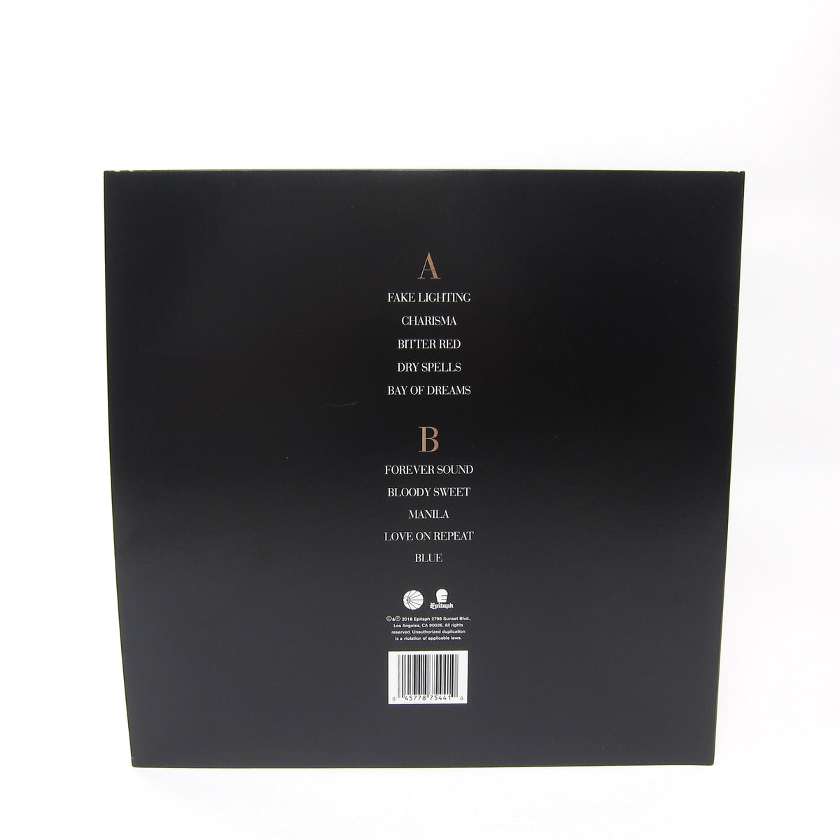 Pianos Become The Teeth Wait For Love (Indie Exclusive Colored Vinyl) Vinyl  LP