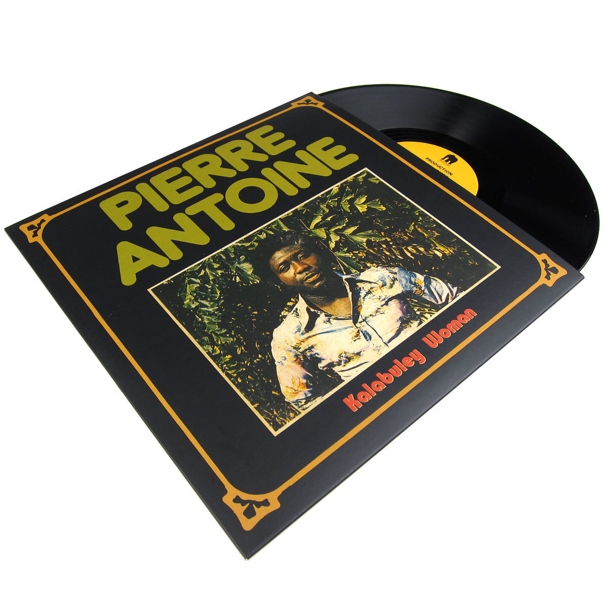 Pierre Antoine: Kalabuley Woman Vinyl LP
