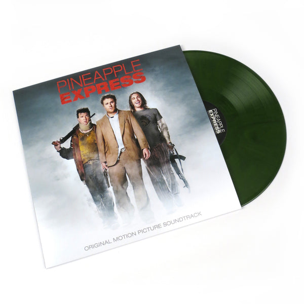 Pineapple Express: Pineapple Express Soundtrack Vinyl 2LP (Record Store Day)