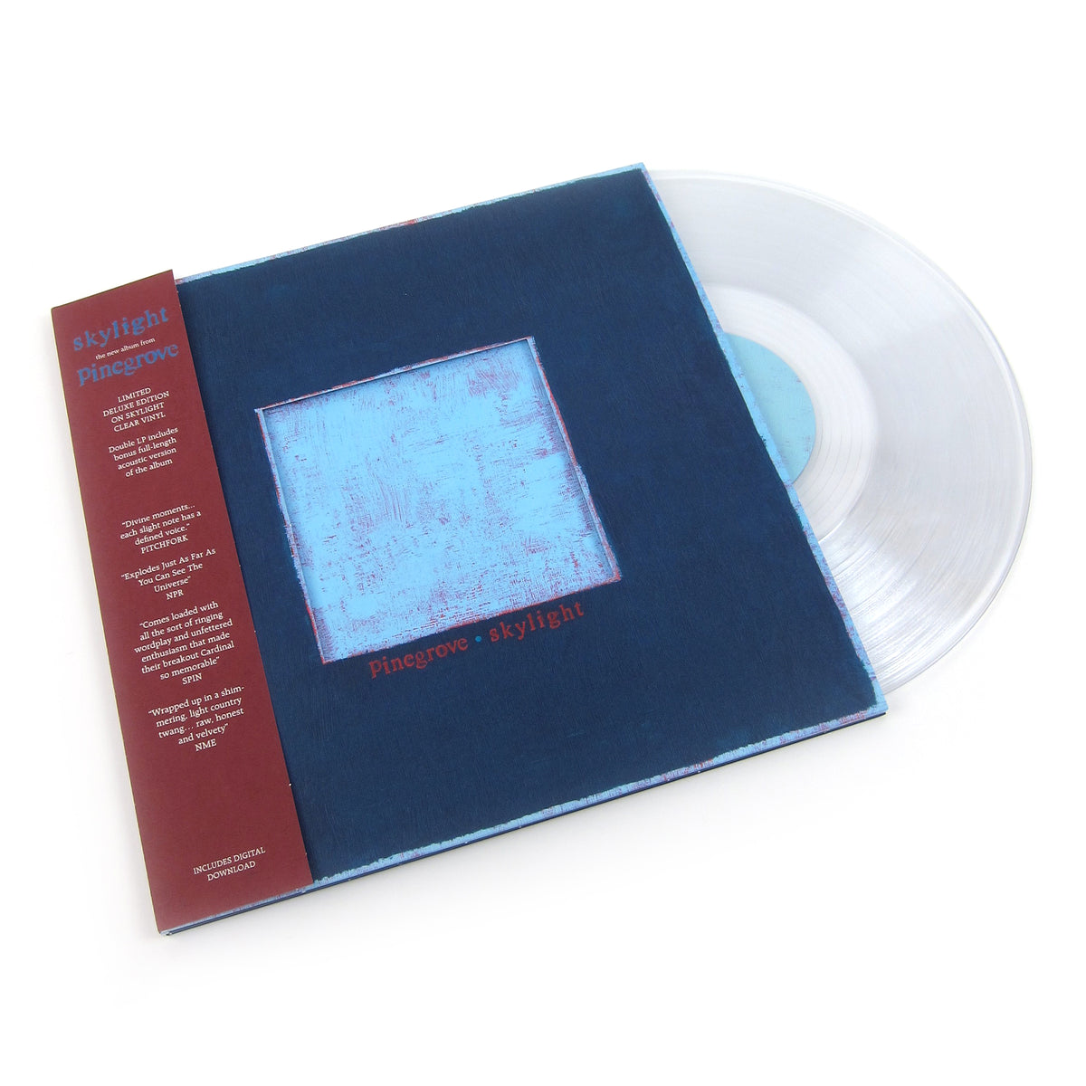 Pinegrove: Skylight (Colored Vinyl) Vinyl 2LP
