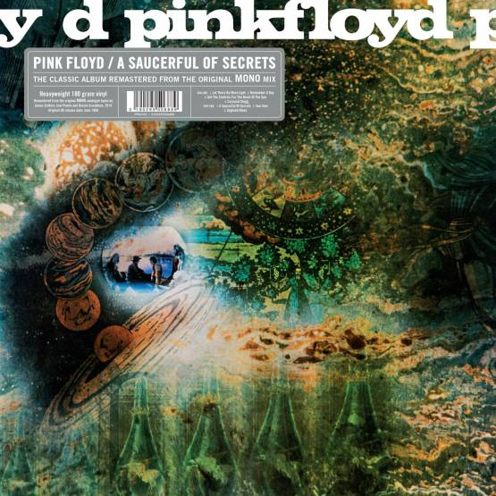 Pink Floyd: A Saucerful Of Secrets (180g, Mono) Vinyl LP (Record Store Day)