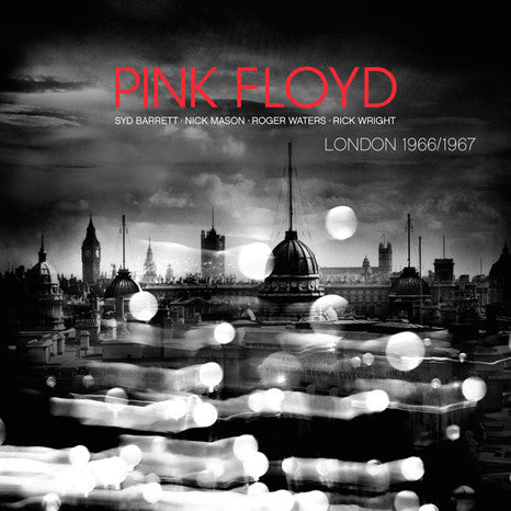 Pink Floyd: London 1966-1967 (Pic Disc) Vinyl LP (Record Store Day)