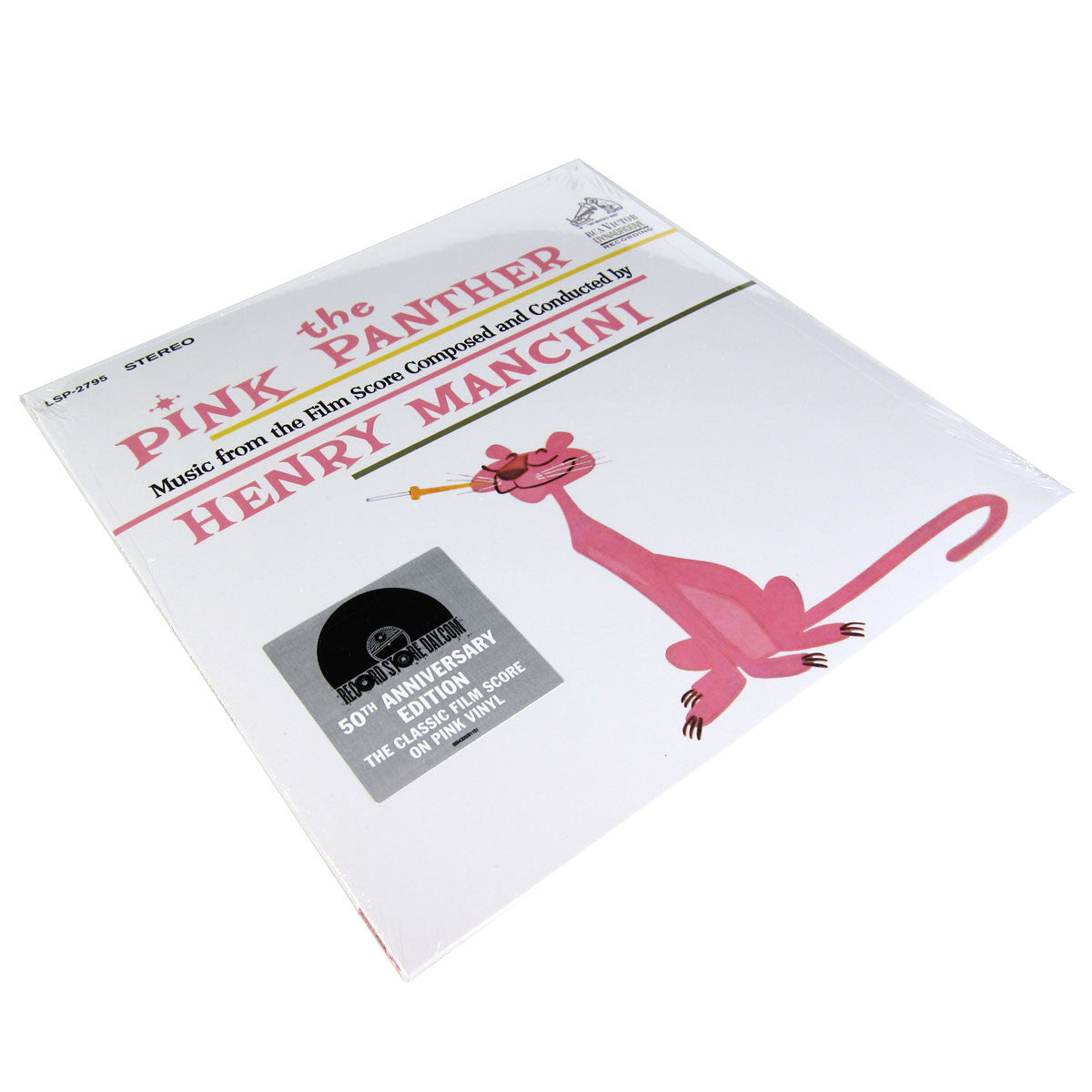 Henry Mancini: The Pink Panther - Music From The Film Score Vinyl LP (Record Store Day 2014)