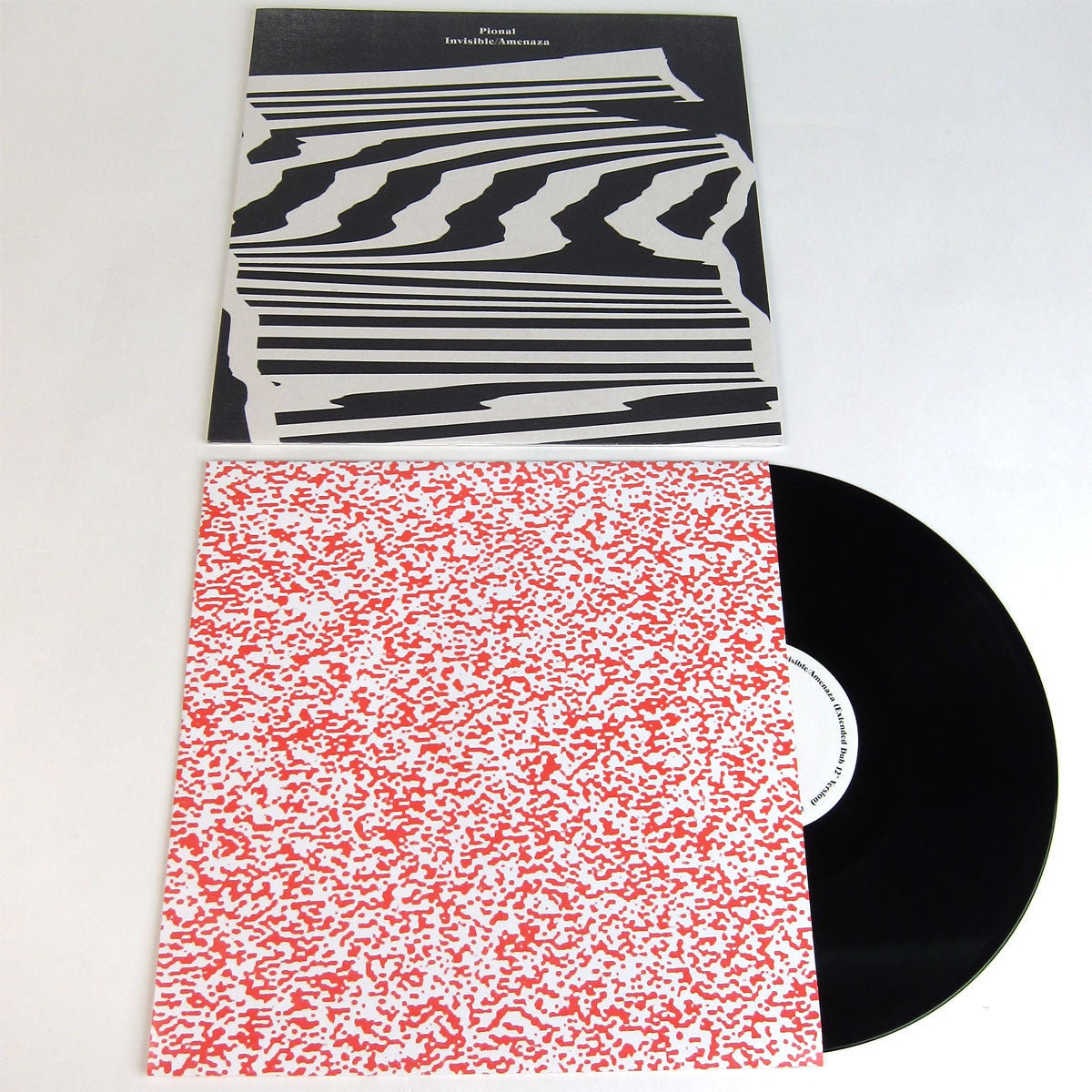 "Pional: Invisible / Amenaza 12"" 2"