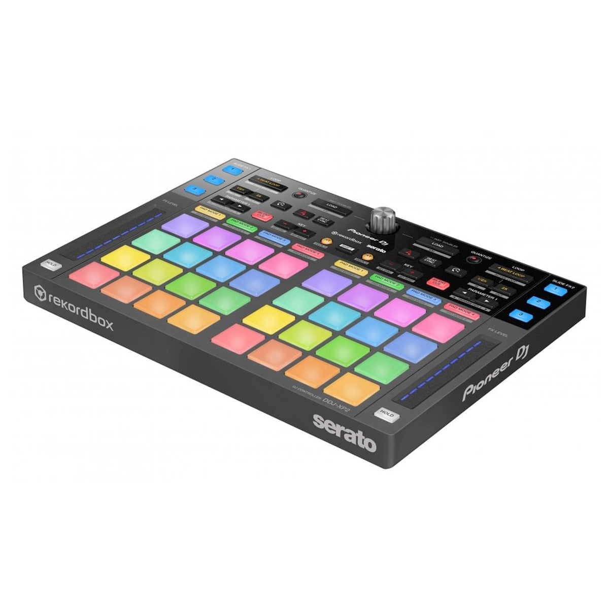 Pioneer: DDJ-XP2 Add-On Controller for Rekordbox DJ + Serato DJ Pro
