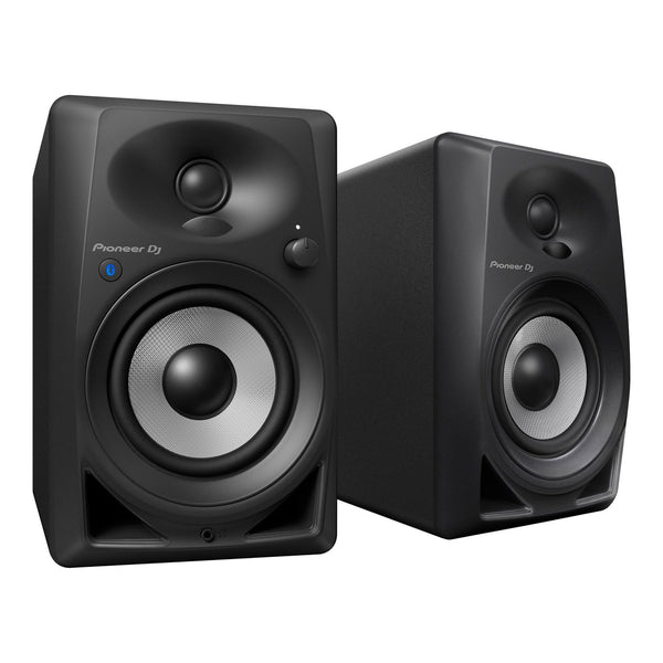 "Pioneer: DM-40BT 4"" Desktop Monitor Speakers - Black (Pair)"