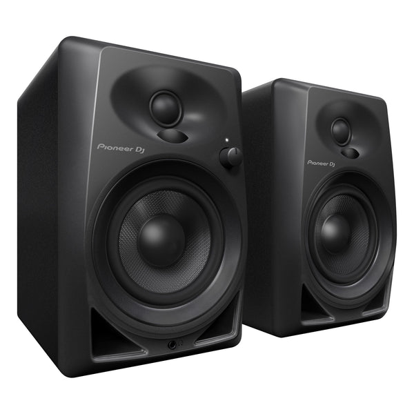"Pioneer: DM-40 4"" Desktop Monitor Speakers - Black (Pair)"