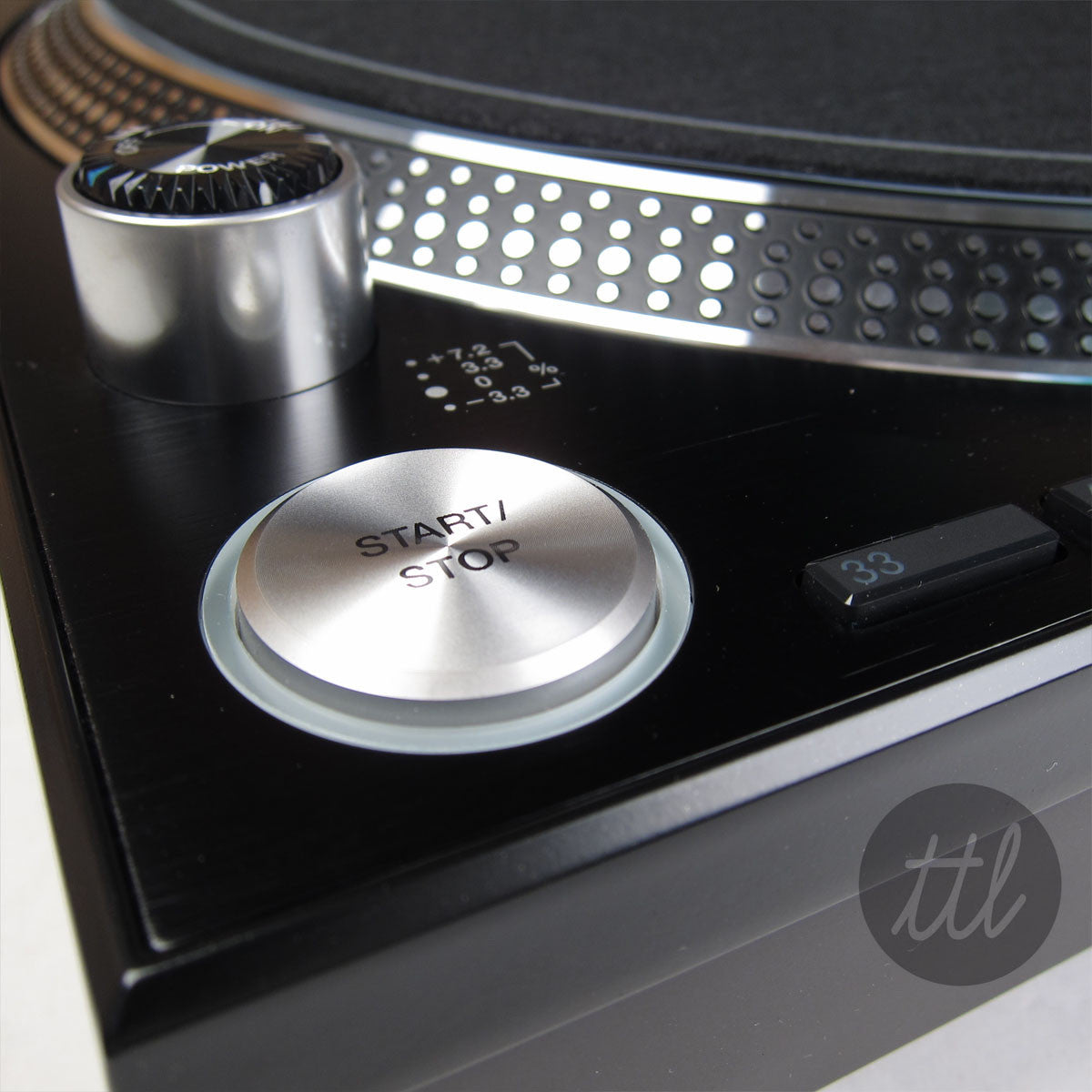 Pioneer: PLX-1000 Professional DJ Turntable