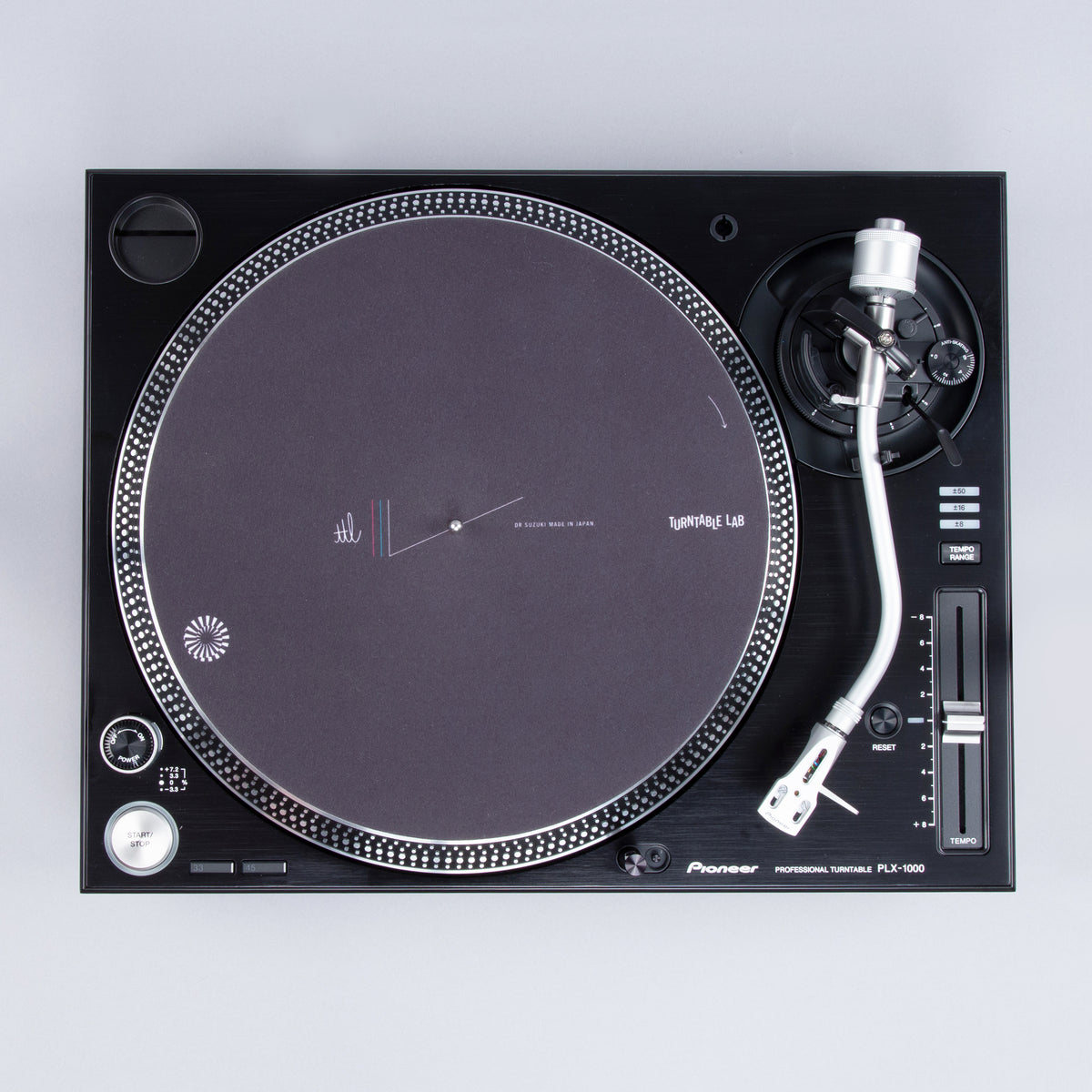 Pioneer: PLX-1000 Turntable (TTL Upgrade)