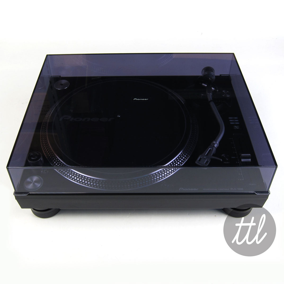 Pioneer: PLX-1000 Professional Turntable