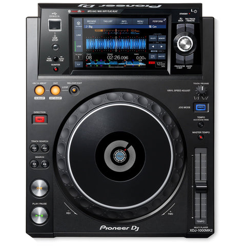 Pioneer: XDJ-1000MK2 DJ Performance Multiplayer
