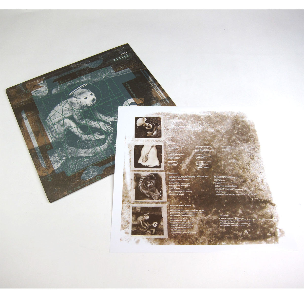 Pixies: Doolittle Vinyl (180g) LP detail