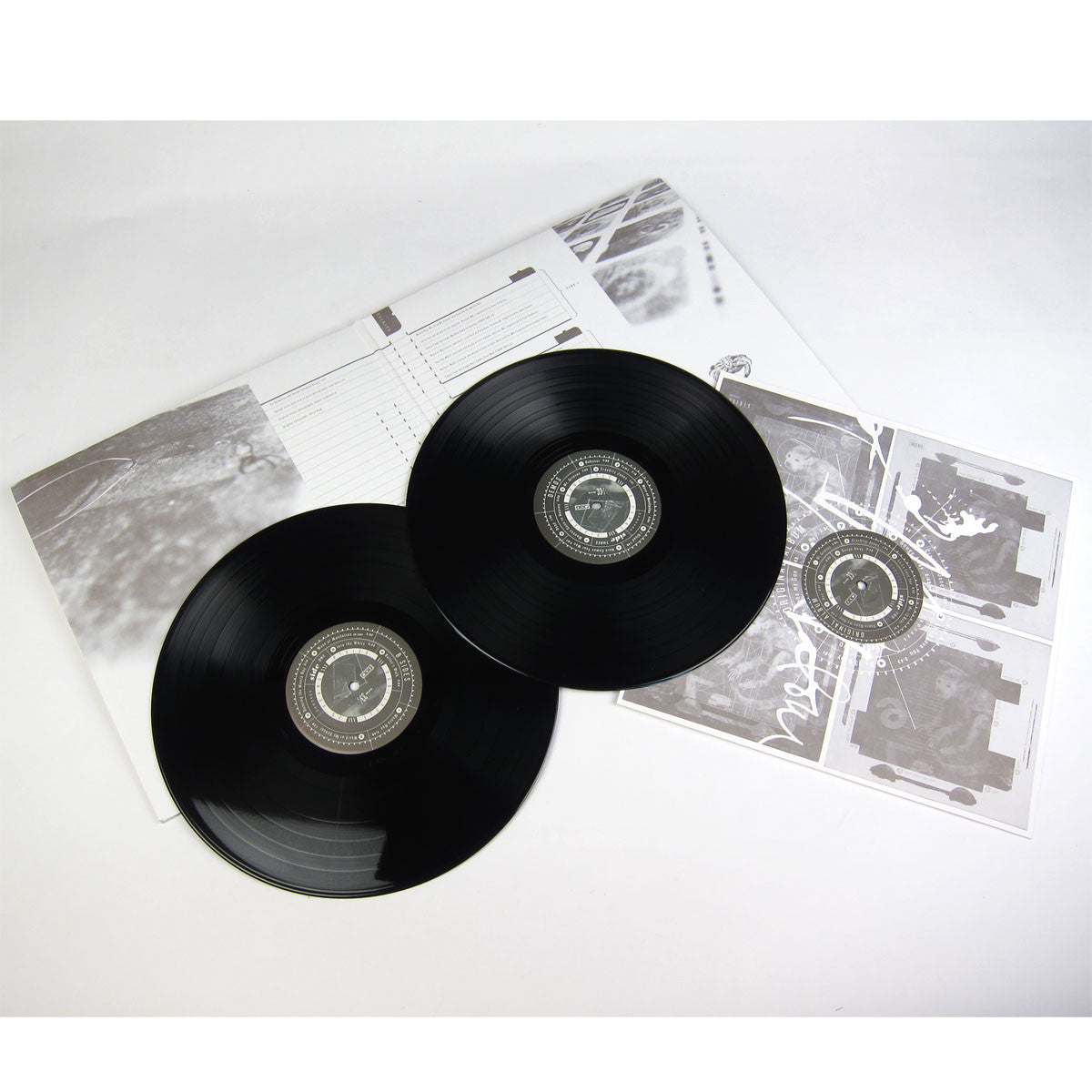 Pixies: Doolittle 25 - B-Sides, Peel Sessions & Demos (180g, Free MP3) Vinyl 3LP detail