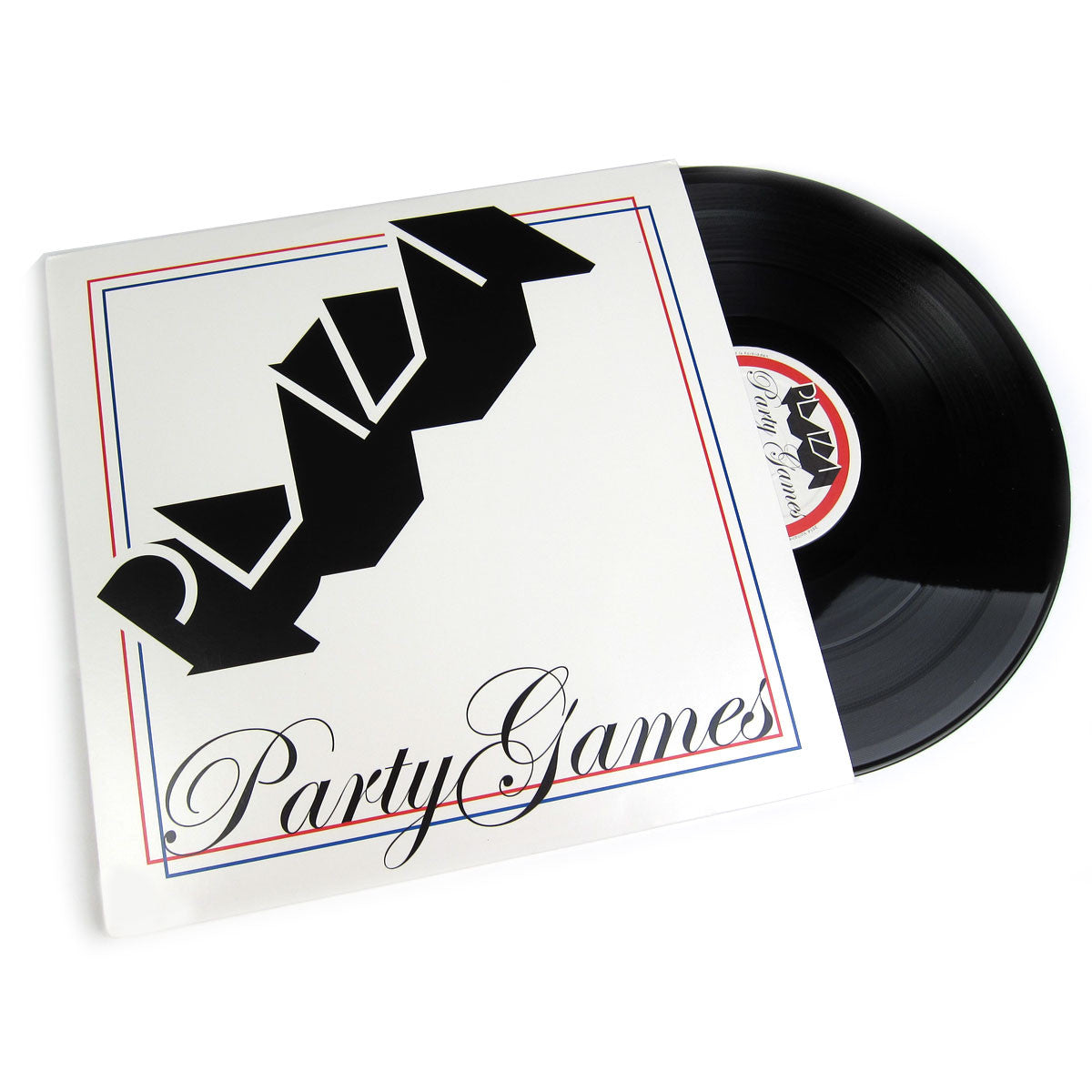 Plaza: Party Games EP (Moon B) Vinyl 12""